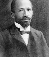 W.E.B Du Bois at a young age