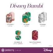 Volume II of the Disney Collection by Jamberry