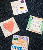 Writing Peace Messages