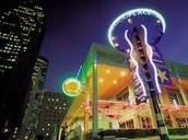 Bayou Place Entertainment Complex