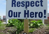 The hero's