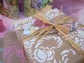 La carta da regalo