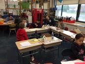 Mrs. Patton's Second Grade Class