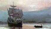 New Jersey colonial ship