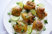 Easy Lime Chicken