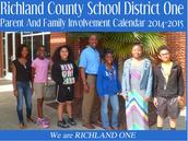 Parent and Family Involvement Calendar