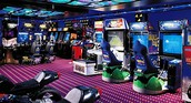 Many more Gaming machines