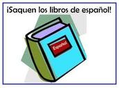 Saquen los libros