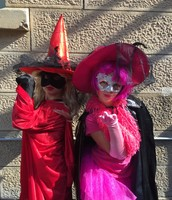 Our Witches, Lindrum and Magzel