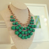 SOLD--Jolie Necklace