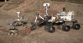 First rover to ever go on mars.