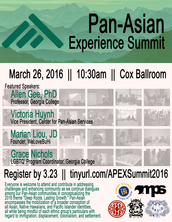 Pan-Asian Experience Summit - March 26
