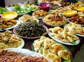 Importance of Arabic Food