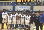 Congratulations to McNair Boy's Team- District Champs