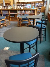 New Cafe Tables
