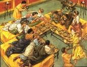 Roman Feasts