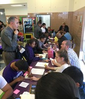 Annual Content Night a Huge Success at Medrano MS