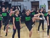 Boys Join the Dance Team