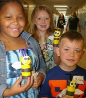 Our Bees are Finished!