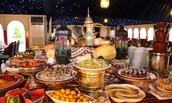 Iftar starts 6:45 pm