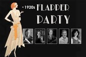Flapper Party of 1920