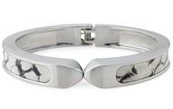White & Silver Emerson Bracelet - $23 ($59 Retail)