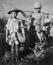 History Of Child Soldiers