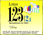 Other software, Lotus123