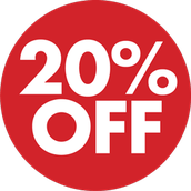 Bring in this flyer for 20% off your first training package purchase