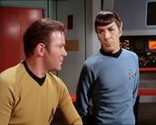 Mr. Spock?