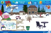 Snow Search | Sid the Science Kid: Games