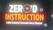 Zero'd Instruction