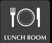 Lunchroom Reminders