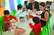Grupos exclusivos para 6 niños