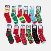 December 11 - Seasonal Socks