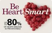 Be Heart Smart!