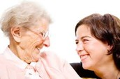 Senior citizens need to have extra care and love