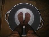 Average Bucket Size for Bucket Baths