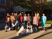 PALS Clean Up Our Community