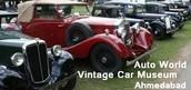 Vintage car mueseum