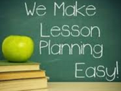 Dynamic Lesson Planning