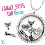 Family, Faith and Love