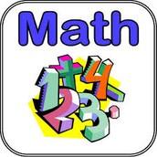 Math Showcase - Save the Date