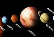 This is a picture of the solar system now.