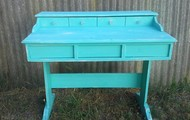 BEACH COTTAGE ENTRY WAY TABLE