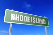 Why was Rhode Island found as a colony?