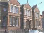 This is an old picture of The Chinese Studies at Oxford
