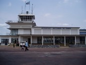 L'aéroport en Kindu