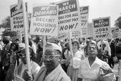 The Civil Rights March