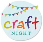 4K Parent/Craft Night